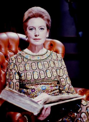 Picture of quotation author Deborah Kerr