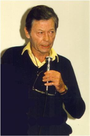 Picture of quotation author DeForest Kelley