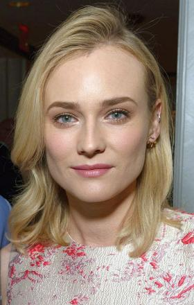 Picture of quotation author Diane Kruger