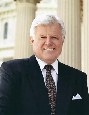 Picture of quotation author Edward Kennedy