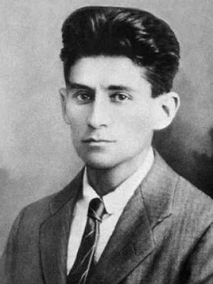 Picture of quotation author Franz Kafka