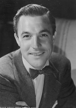 Picture of quotation author Gene Kelly
