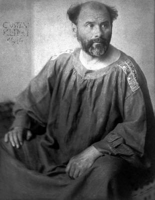 Picture of quotation author Gustav Klimt