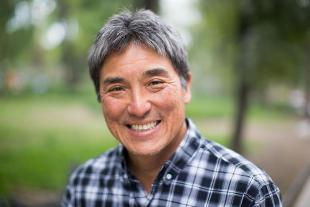 Picture of quotation author Guy Kawasaki