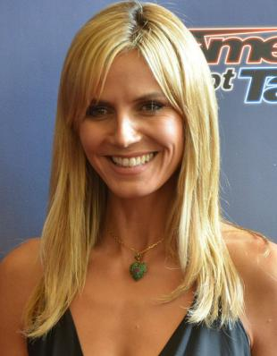 Picture of quotation author Heidi Klum