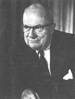 Picture of quotation author Henry J. Kaiser