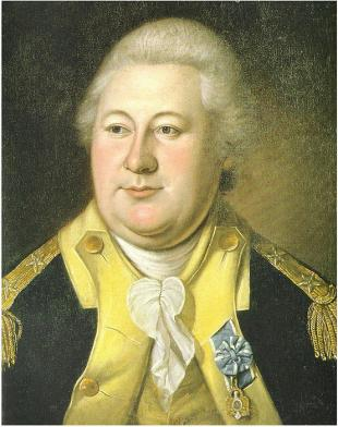 Picture of quotation author Henry Knox
