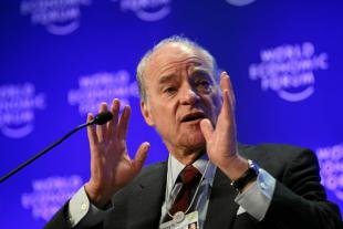 Picture of quotation author Henry Kravis
