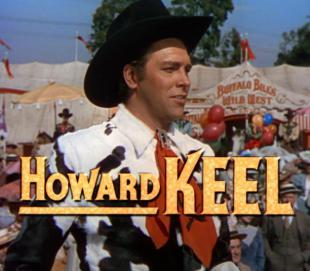 Picture of quotation author Howard Keel