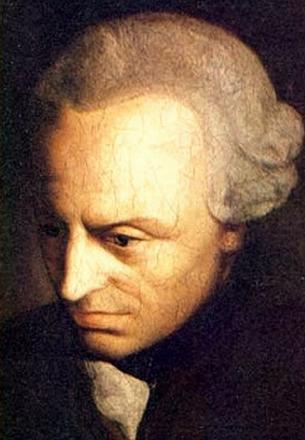 Picture of quotation author Immanuel Kant