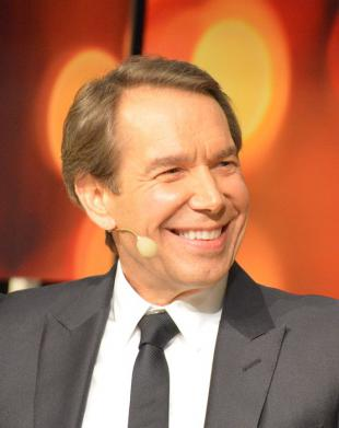 Picture of quotation author Jeff Koons