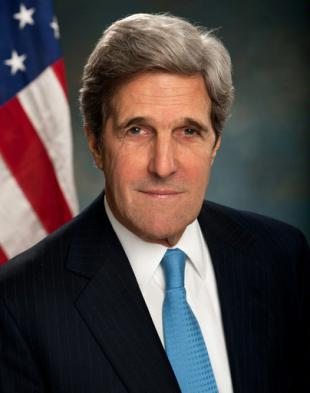 Picture of quotation author John F. Kerry