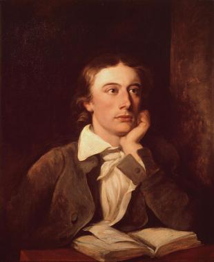 Picture of quotation author John Keats