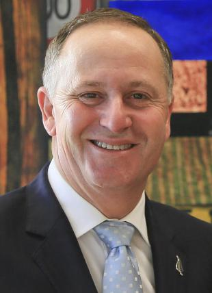 Picture of quotation author John Key