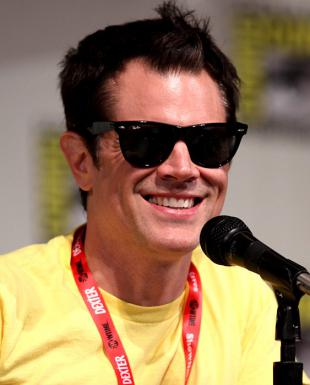 Picture of quotation author Johnny Knoxville