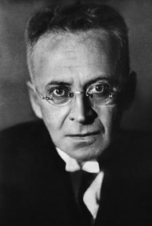 Picture of quotation author Karl Kraus