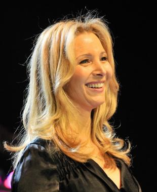 Picture of quotation author Lisa Kudrow