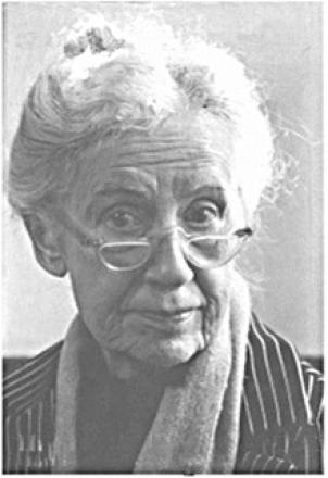 Picture of quotation author Maggie Kuhn