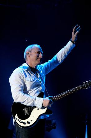 Picture of quotation author Mark Knopfler