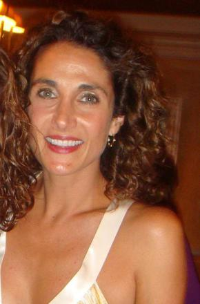 Picture of quotation author Melina Kanakaredes