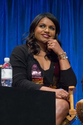 Picture of quotation author Mindy Kaling