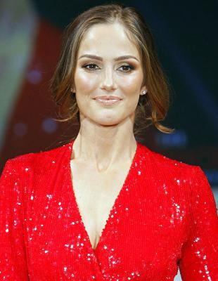 Picture of quotation author Minka Kelly