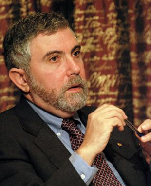Picture of quotation author Paul Krugman