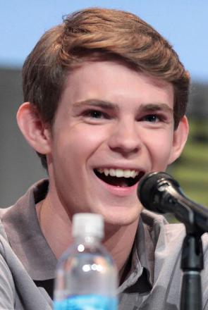 Picture of quotation author Robbie Kay