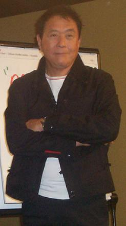 Picture of quotation author Robert Kiyosaki