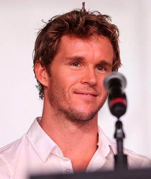 Picture of quotation author Ryan Kwanten
