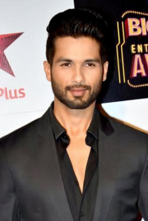 Picture of quotation author Shahid Kapoor