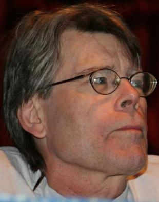 Picture of quotation author Stephen King