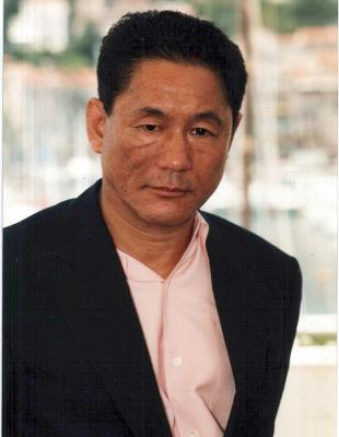 Picture of quotation author Takeshi Kitano