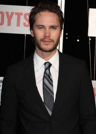 Picture of quotation author Taylor Kitsch