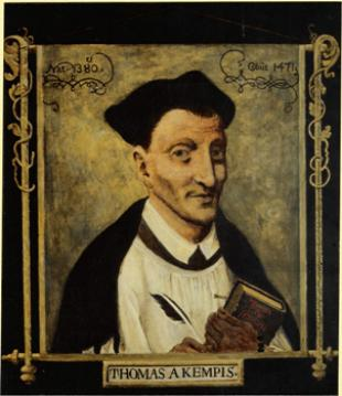 Picture of quotation author Thomas a Kempis