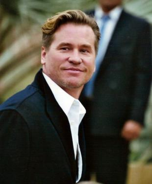 Picture of quotation author Val Kilmer