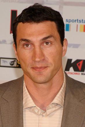 Picture of quotation author Wladimir Klitschko