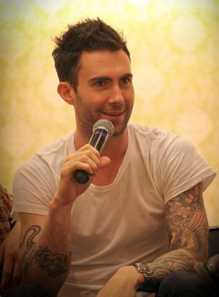 Picture of quotation author Adam Levine