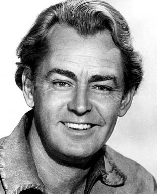 Picture of quotation author Alan Ladd