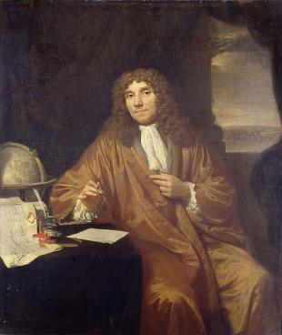 Picture of quotation author Antonie van Leeuwenhoek