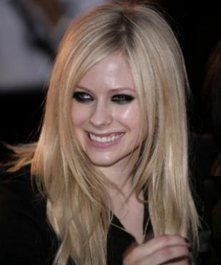 Picture of quotation author Avril Lavigne