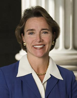 Picture of quotation author Blanche Lincoln