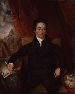 Picture of quotation author Charles Lamb
