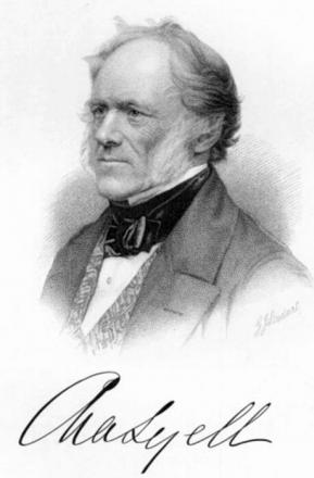 Picture of quotation author Charles Lyell