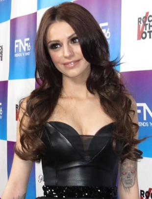 Picture of quotation author Cher Lloyd