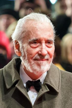 Picture of quotation author Christopher Lee