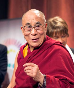 Picture of quotation author Dalai Lama