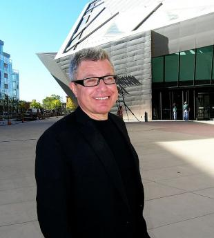 Picture of quotation author Daniel Libeskind