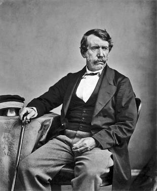 Picture of quotation author David Livingstone
