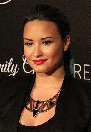 Picture of quotation author Demi Lovato
